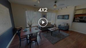 element student living apartments virtual tour