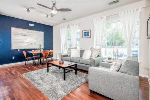 element student living room