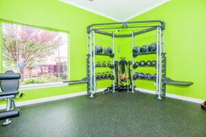 Element Sacramento Fitness Center